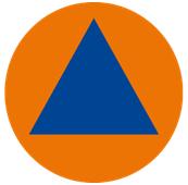 Logo Katastrophenschutz seit 1982