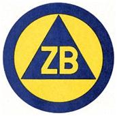 Logo Ziviler Bevölkerungsschutz 1962