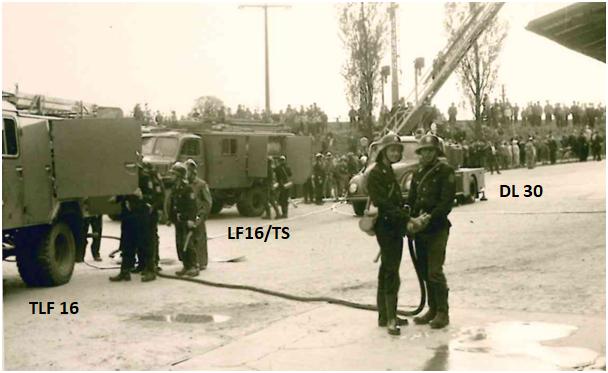 TLF16, LF16/TS und DL30