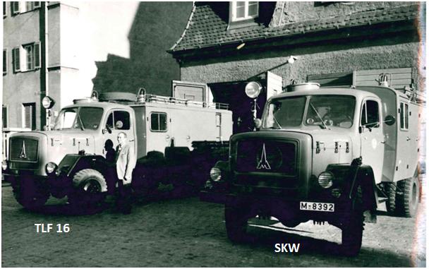 TLF16 und SKW